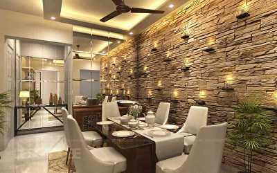 Apartments Interiors  at Arcot Road. Vadapalani, Chennai