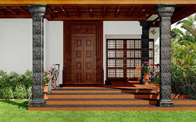 Villa Interiors  at Vaashi, Navi Mumbai
