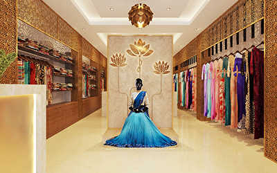 Retail Interiors  at Annanagar, Chennai