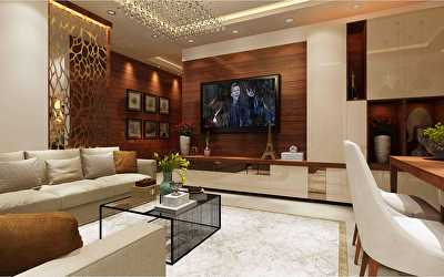 Apartments Interiors  at Porur, Chennai