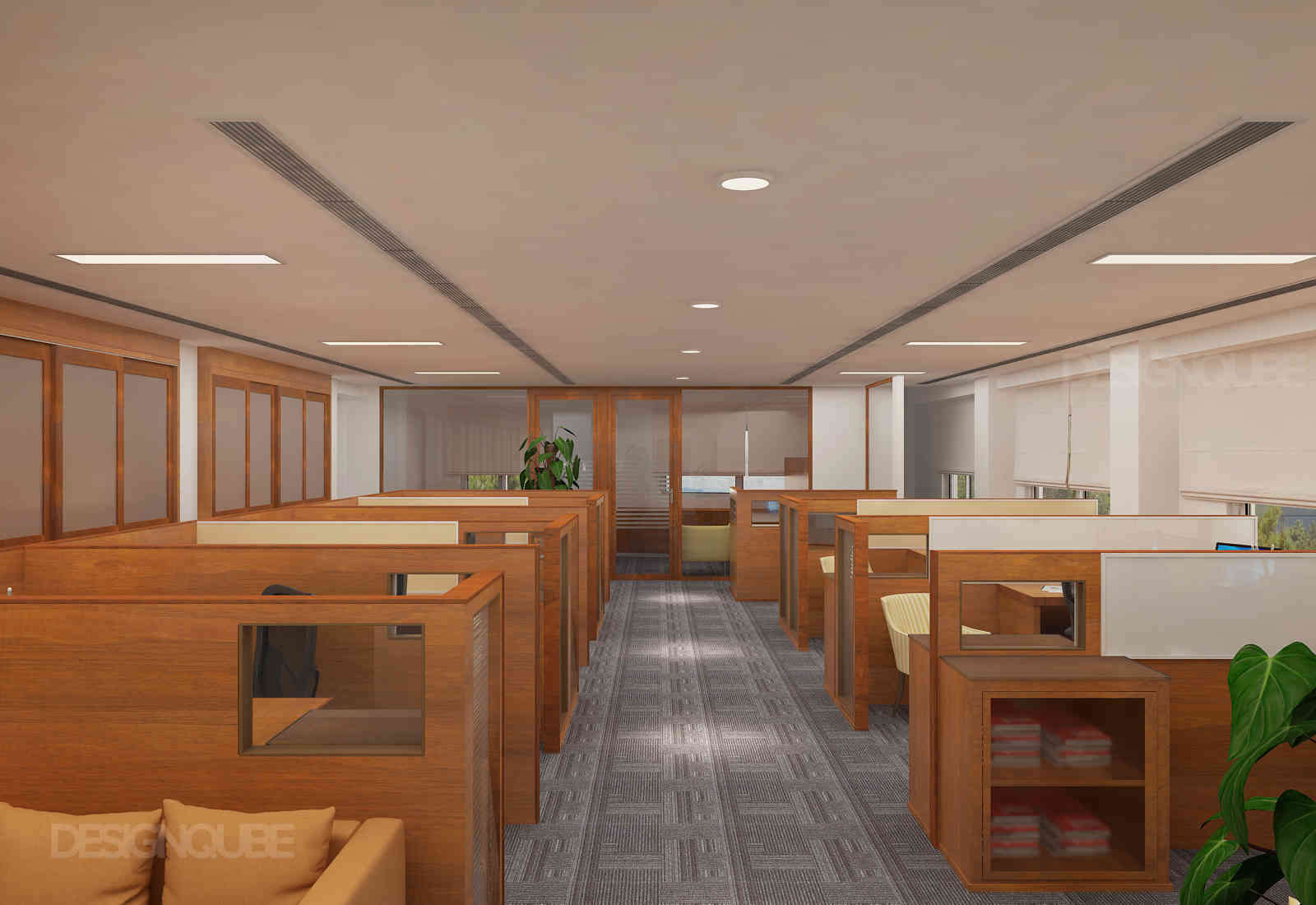 Architects Interior Designers For Commercial Interiors Designqube